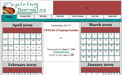 Сайт expiringlookup.com